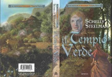 copertina di un volume della collana Le Cronache di Andorran