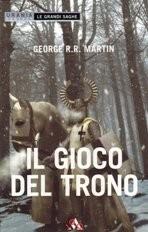copertina di un volume della collana Urania Fantasy Le Grandi Saghe