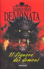copertina di un volume della collana Demonata