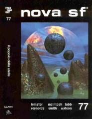 copertina di un volume della collana Nova SF*