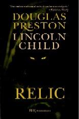 copertina di Relic