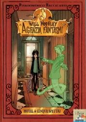 copertina di un volume della collana Will Mogley Agenzia Fantasmi