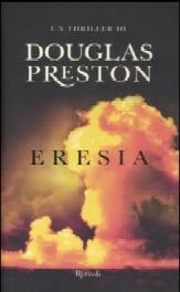 copertina di Eresia