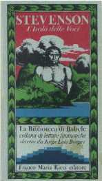 copertina di L'isola delle Voci