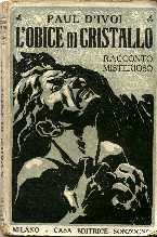 copertina di un volume della collana I Racconti Misteriosi