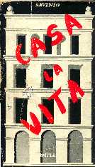 copertina di Casa `La vita`
