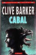 copertina di Cabal