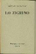 copertina di Lo zigrino