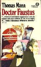 copertina di Doctor Faustus[. La vita del compositore tedesco Adrian Leverkuhn narrata da un amico]