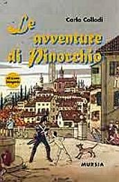 copertina di Le avventure di Pinocchio Storia di un burattino
