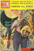 copertina di Senza orizzonte Terrore sul mondo