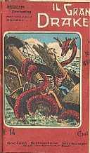 copertina di Il Gran Draken