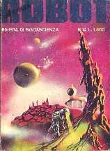 copertina di Raccolta Robot 14