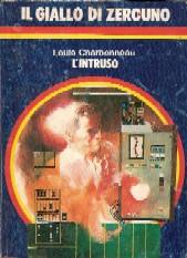 copertina di un volume della collana I Gialli di ZeroUno