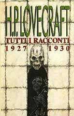 copertina di Tutti i Racconti 1927-1930