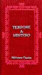 copertina di Terrore & mistero