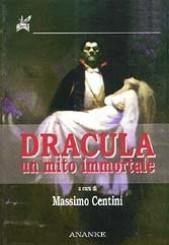 copertina di Dracula. Un mito immortale