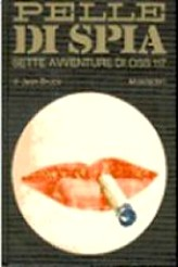 copertina di Pelle di spia