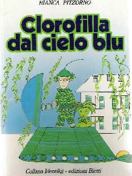 copertina di Clorofilla dal cielo blu