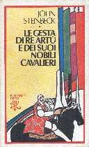 copertina di Le gesta di Re Artù e dei suoi nobili cavalieri