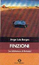 copertina di Finzioni (La biblioteca di Babele)