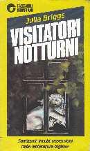 copertina di Visitatori notturni