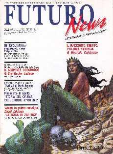 copertina di Futuro News a. XXII, n.2/3