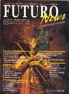 copertina di Futuro News a. XXIV, n. 2