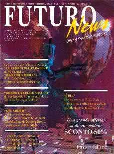 copertina di Futuro News a. XXIV, n. 3/4