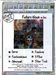 copertina di Futuro News a. XXV, n. 1