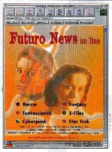 copertina di Futuro News a. XXV, n. 2