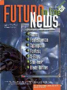 copertina di Futuro News a. XXVI, n. 1