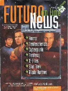 copertina di Futuro News a. XXVI, n. 2