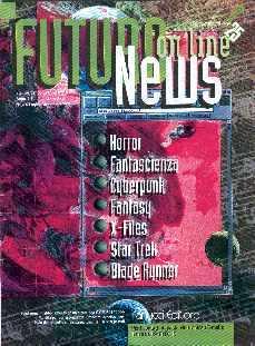 copertina di Futuro News a. XXVI, n. 3/4