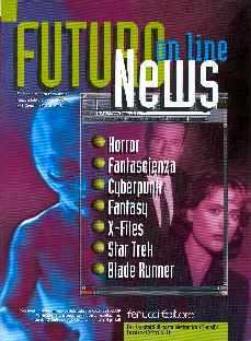 copertina di Futuro News a. XXVII, n. 1