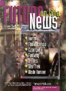 copertina di Futuro News a. XXVII, n. 2/3
