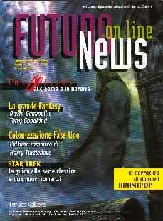 copertina di Futuro News a. XXVII, n. 4