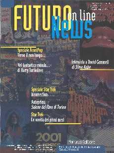 copertina di Futuro News a. XXVIII, n. 2