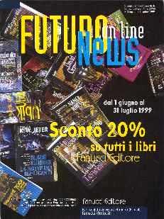 copertina di Futuro News a. XXVIII, n. 3