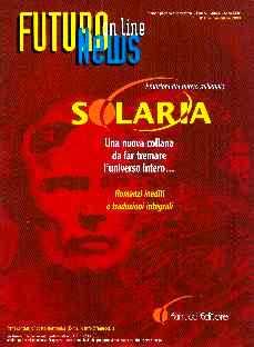 copertina di Futuro News a. XXIX, n. 1