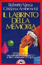 copertina di Il labirinto della memoria