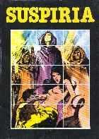 copertina di un volume della collana Suspiria