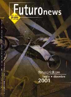 copertina di Futuro News a. XXX, n. 3/4