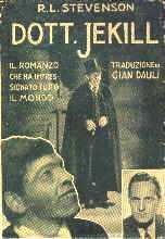 copertina di Dott. Jekill