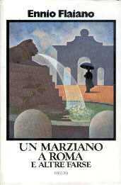 copertina di un volume della collana Opere di Ennio Flaiano