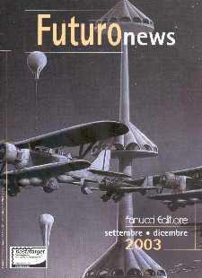 copertina di Futuro News a. XXXII, n. 3
