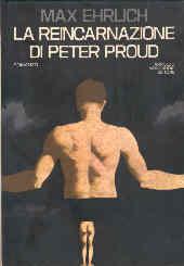 copertina di La reincarnazione di Peter Proud