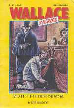copertina di un volume della collana Wallace Stories