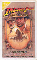 copertina di Indiana Jones e l'ultima crociata