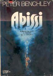 copertina di Abissi